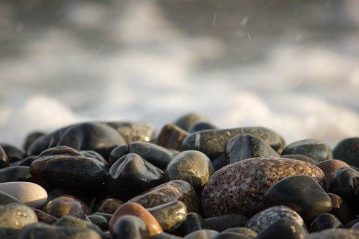 Stones, Sea, Ocean, Beach, Spa