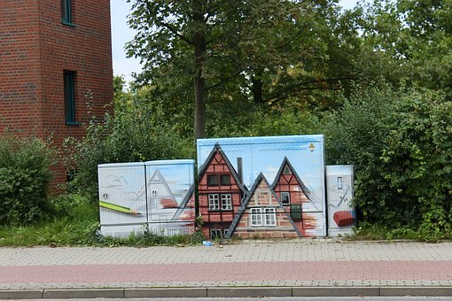 Graffiti, Art, Design, Paint, Street, Urban, Artistic