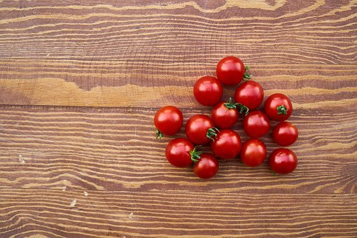 Tomato, Table, Red, Little, Diet, Beautiful, Close-up