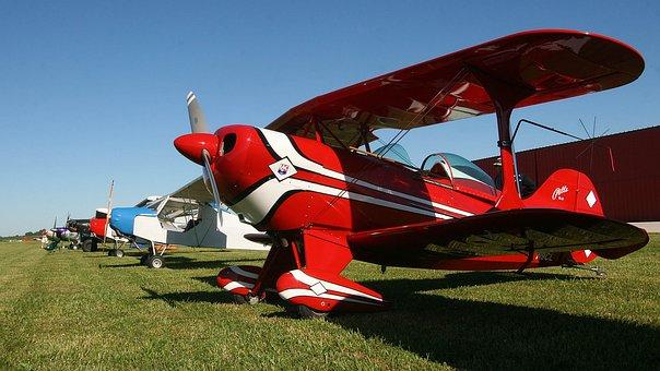 Aircraft, Airplane, Plane, Flight, Aviation, Airport