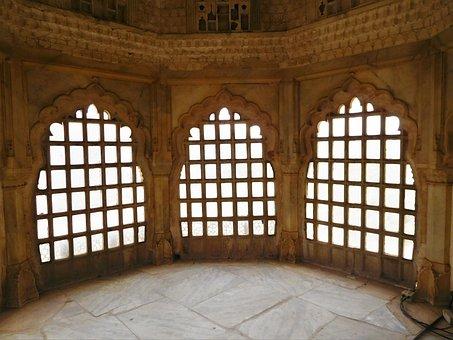 Amer Fort, Jaipur, India, Architecture, Rajasthan