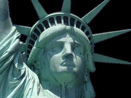 Statue Of Liberty, Usa, Lady Liberty, New York, America
