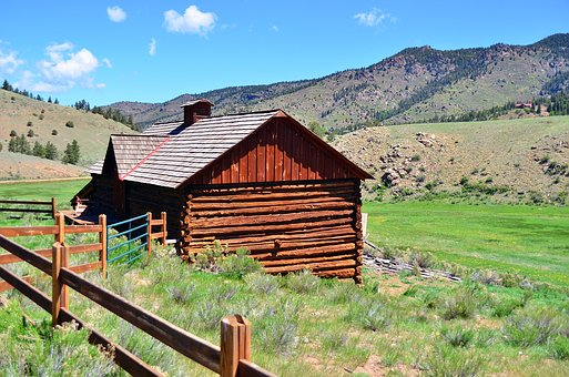 Cabin, Barn, Old, Wooden, House, Wood, Rustic, Vintage