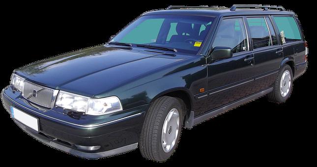 Volvo, Kombi 965, Built In 1995, Pkw, Auto, Vehicle