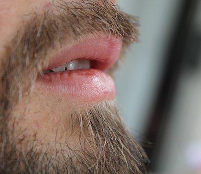 People, Man, Beard, Mustache, Emotions, Mouth