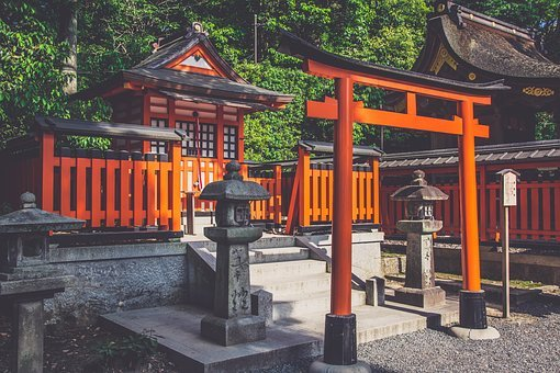 Japan, Japanese, Asia, Oriental, East, Architecture