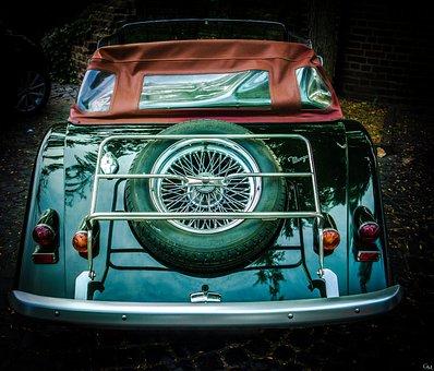 Oldtimer, Auto, Old, Automotive, Classic