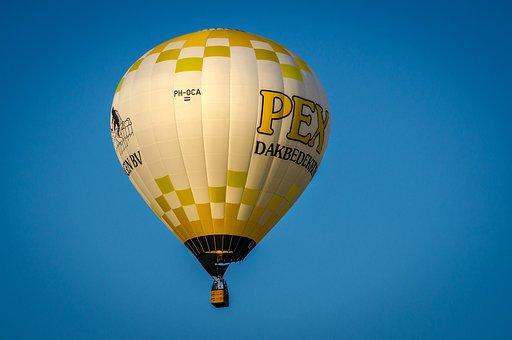 Captive Balloon, Sky, Hot Air Balloons, Balloon