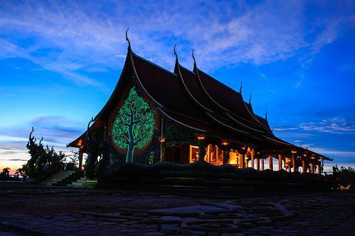 Measure, Buddha, Thailand Temple, Buddhism, Faith, Art