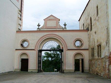 Göttweigi Abbey, Medieval Buildings, Austria