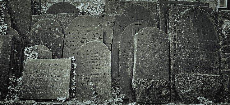 Tomb, Grave, Tombstone, Cemetery, Stone, Gravestone