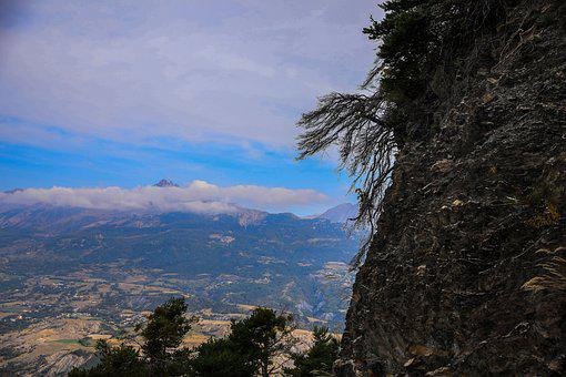 Landscape, Mountains, Nature, Alps, Panorama