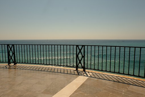 Europe, Sea, Balcony
