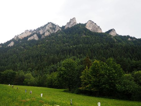 Pieniny, The Three Crowns, Mountains, Nature, Landscape
