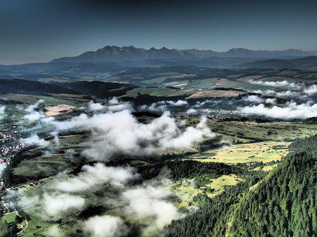 Mountains, Tatry, Pieniny, Tourism, The High Tatras