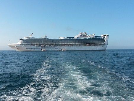 Cruise, Ship, Ocean, Travel, Vessel, Vacation, Boat