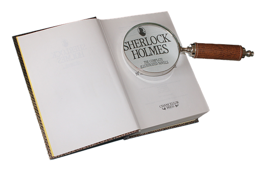 Book, Sherlock Holmes, Mystery, Detective, Popular