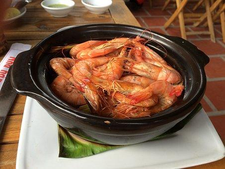 Seafood, Food, Tasty