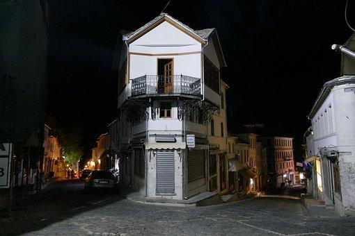 Unesco, City, Gjirokastër, Albania