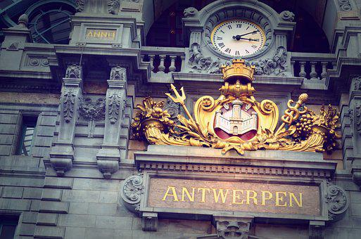 Clock, Station, Time, Railway, Hour, Minute, Train, Old