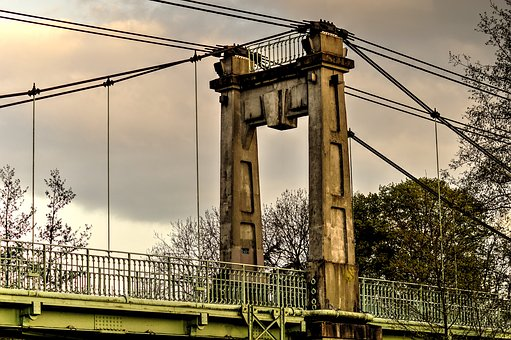 Charleville, Mezieres Train Station, Gangway