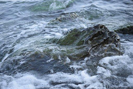 Landscape, Coastal, Sea, Rocks, Costa