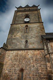 Church, Protestant, Wolf Hagen, Tower, Religion, Pray