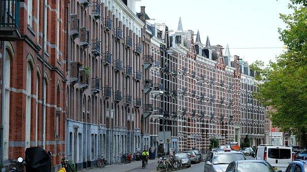 Amsterdam, Holland, Historically, Netherlands, Building