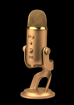 Microphone, Music, Audio, Micro, Sound, Singing, Band
