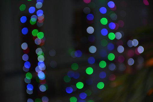 Bokeh, Colourful, Color, Bright, Light, Colorful, Magic