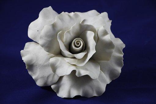 Rose, Deco, Decorative, Ornament, Romantic, Floristry