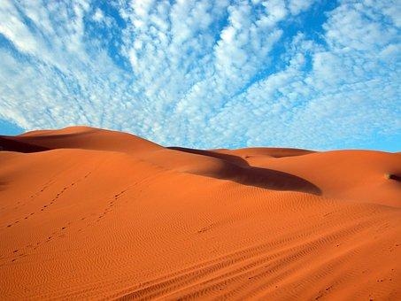 Desert, Summer, Morocco