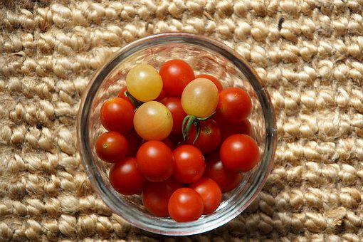 Tomatoes, Cherry Tomatoes, Eat, Cocktail Tomatoes