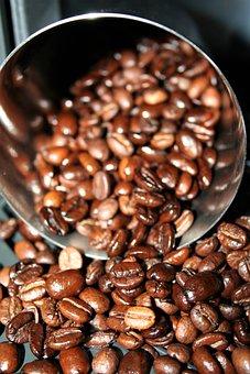 Food, Coffee, Beans, Raw, Natural, Beverage, Roast