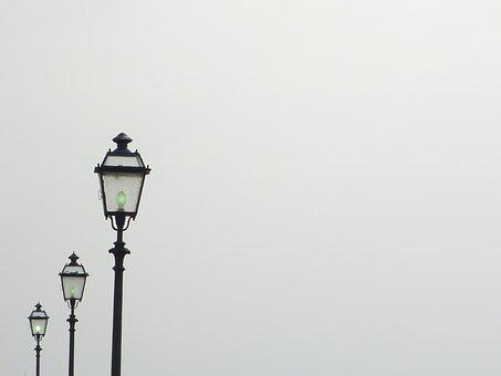 Street Lamp, Lamp, Historically, Lighting, Lantern