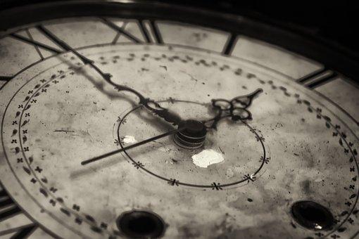 Clock, Antique, Clock Face, Pointer, Old, Nostalgia