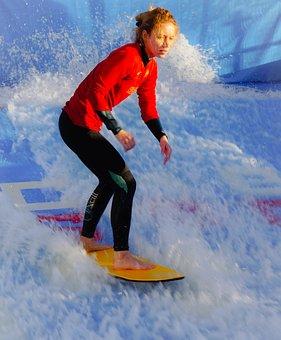 Surf, Weaves, Ocean, Sea, Water, Beach, Summer, Surfing