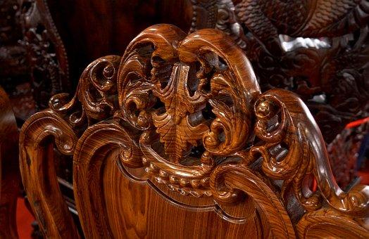 Fine Art, Sculpture, Wood