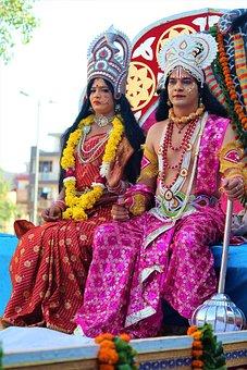 Ramayan, Dusshera, Festival, Celebration, Culture