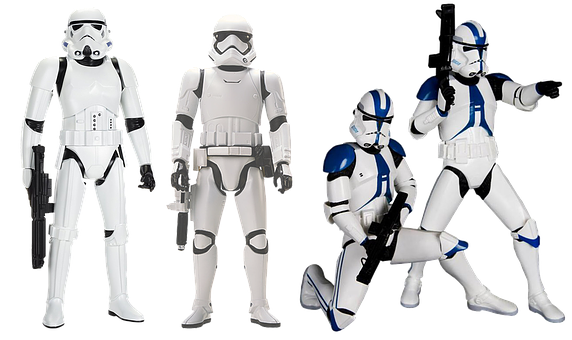 Figure, Star Wars, Isolated, Film, Science Fiction
