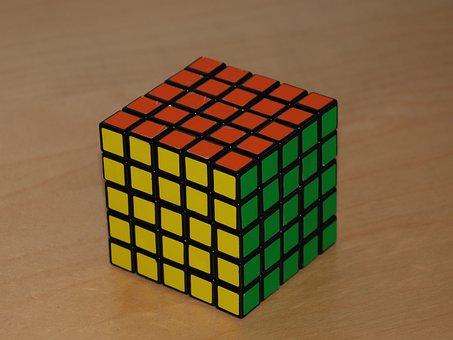 Puzzle, Rubik's Cube, Rubik, Games, Cube, Intelligence