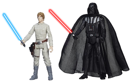 Figure, Star Wars, Isolated, Darth Vader