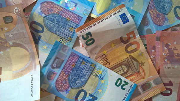 Money, Bank Note, Euro, Banknote