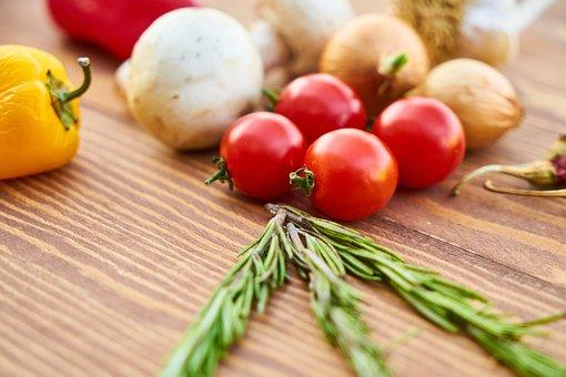 Tomato, Food, Garlic, Onion, Pepper, Health, Vegetable