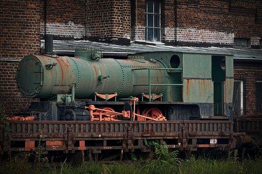 Locomotive, Transport, Vintage, Old, Railway, Train