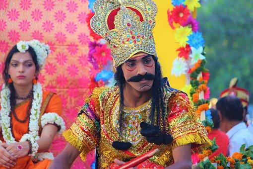 Ramayana, Dusshera, Culture, Celebration, Indian