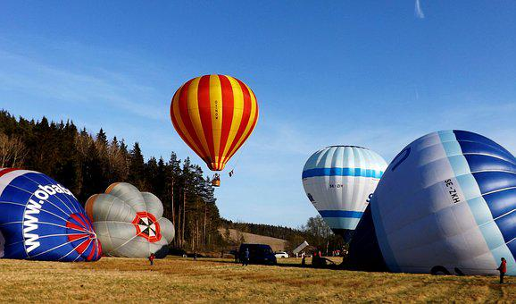 Flight, Flying, Skies, Freedom, Aviation, Balloon, Air