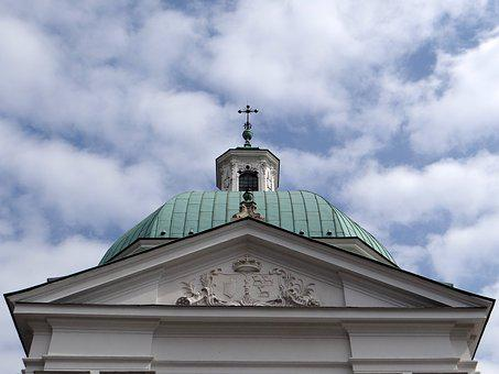 The Church Of St, Casimir, The Roof Of The, The Dome