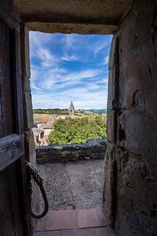 Mill, Lautrec, Medieval, House, Tarn, Occitania, France