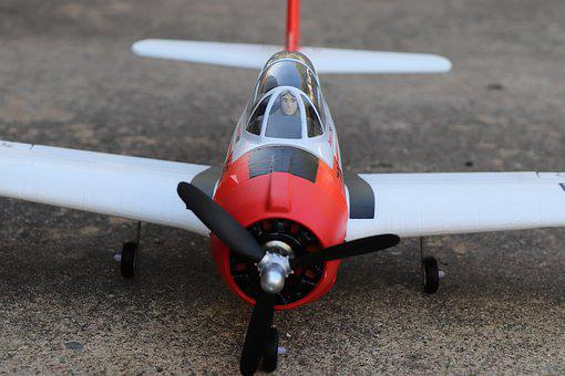 Aircraft, Model, Model Airplane, Game Aircraft, Flyer
